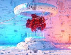 #26 cho Design a Futuristic Art Theme bởi panjamon