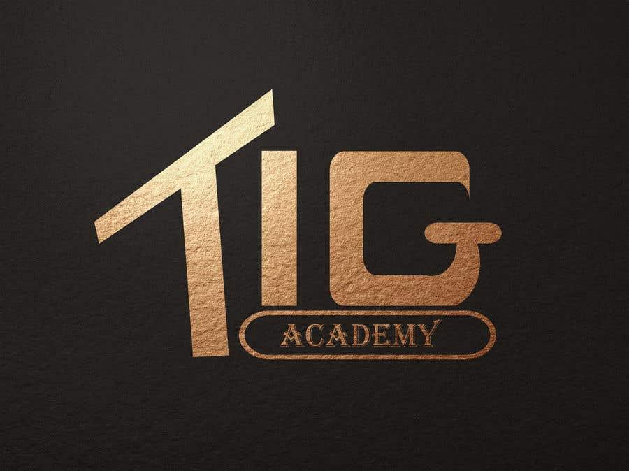 Penyertaan Peraduan #                                        44                                      untuk                                         Logo for online TIG welding company