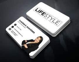 SyedaMaimuna tarafından Claudia Savedra - Business Card Design için no 130