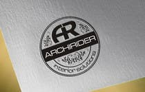 Logo Design Konkurrenceindlæg #46 for Round logo for Architectural company