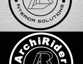 #74 for Round logo for Architectural company by rafaEL1s
