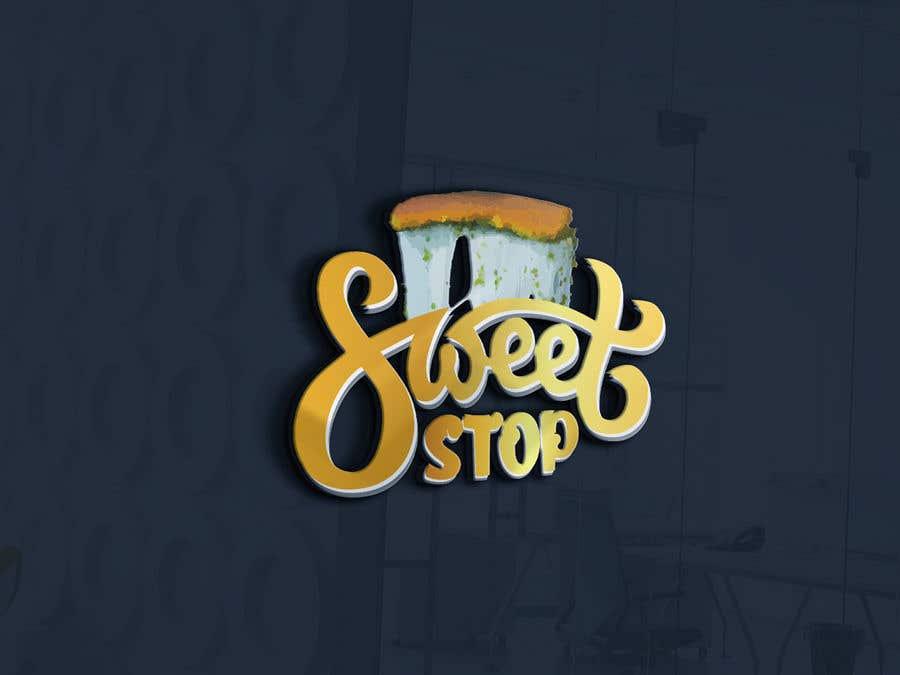 Конкурсная заявка №                                        122                                      для                                         sweet stop
