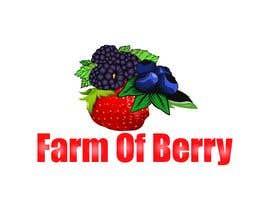 #80 for Logo design for Farm of Berry (blackberry blueberry strawberry) by sharminnaharm