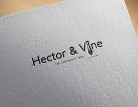 #2 cho Design a Logo for Hector & Vine, The Gentlemen's Tailor bởi mariobreki
