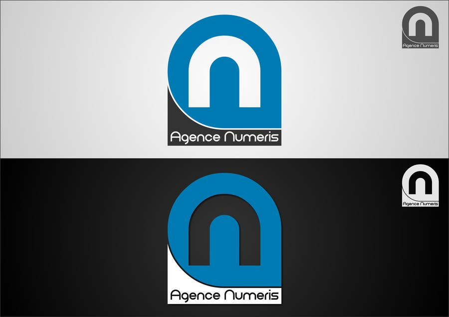 Contest Entry #                                        51                                      for                                         Create logo for Agence Numeris