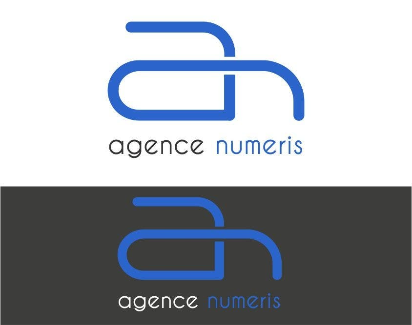 Contest Entry #                                        21                                      for                                         Create logo for Agence Numeris