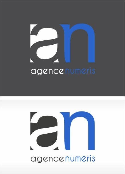 Contest Entry #                                        23                                      for                                         Create logo for Agence Numeris