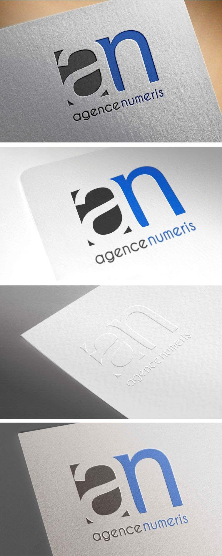 Contest Entry #                                        41                                      for                                         Create logo for Agence Numeris