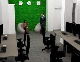 #5 para Interior Design for Office por Creative3dArtist