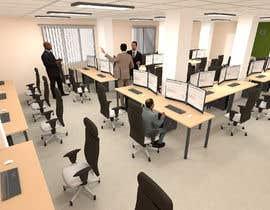 #36 para Interior Design for Office por VimalKumarNishad