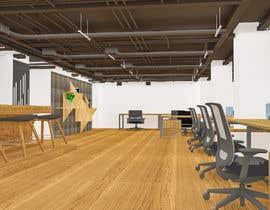 #40 para Interior Design for Office por nmd28498