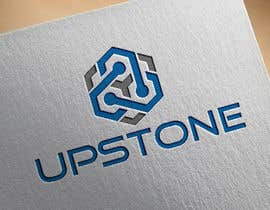 Nro 80 kilpailuun I want to create a logo for my company which us called Upstone as well as a powerpoint slide template using the colours and logo as described käyttäjältä nu5167256