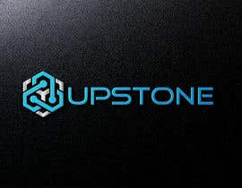 Nro 103 kilpailuun I want to create a logo for my company which us called Upstone as well as a powerpoint slide template using the colours and logo as described käyttäjältä nu5167256
