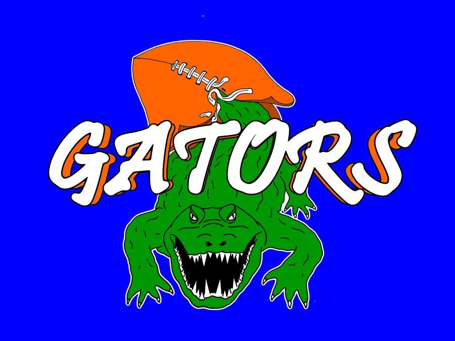 Contest Entry #                                        39                                      for                                         Design a T-Shirt for ( Florida Gator Football )