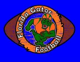 #32 para Design a T-Shirt for ( Florida Gator Football ) por manikmoon