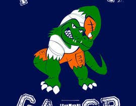 #35 cho Design a T-Shirt for ( Florida Gator Football ) bởi cpyton