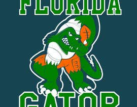 #38 untuk Design a T-Shirt for ( Florida Gator Football ) oleh cpyton