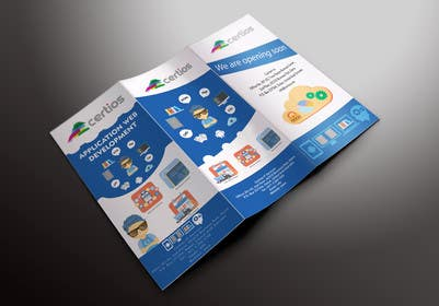#21 for Content Writing of Brochure and Roll Up Banner for IT Company by sgsicomunicacoes