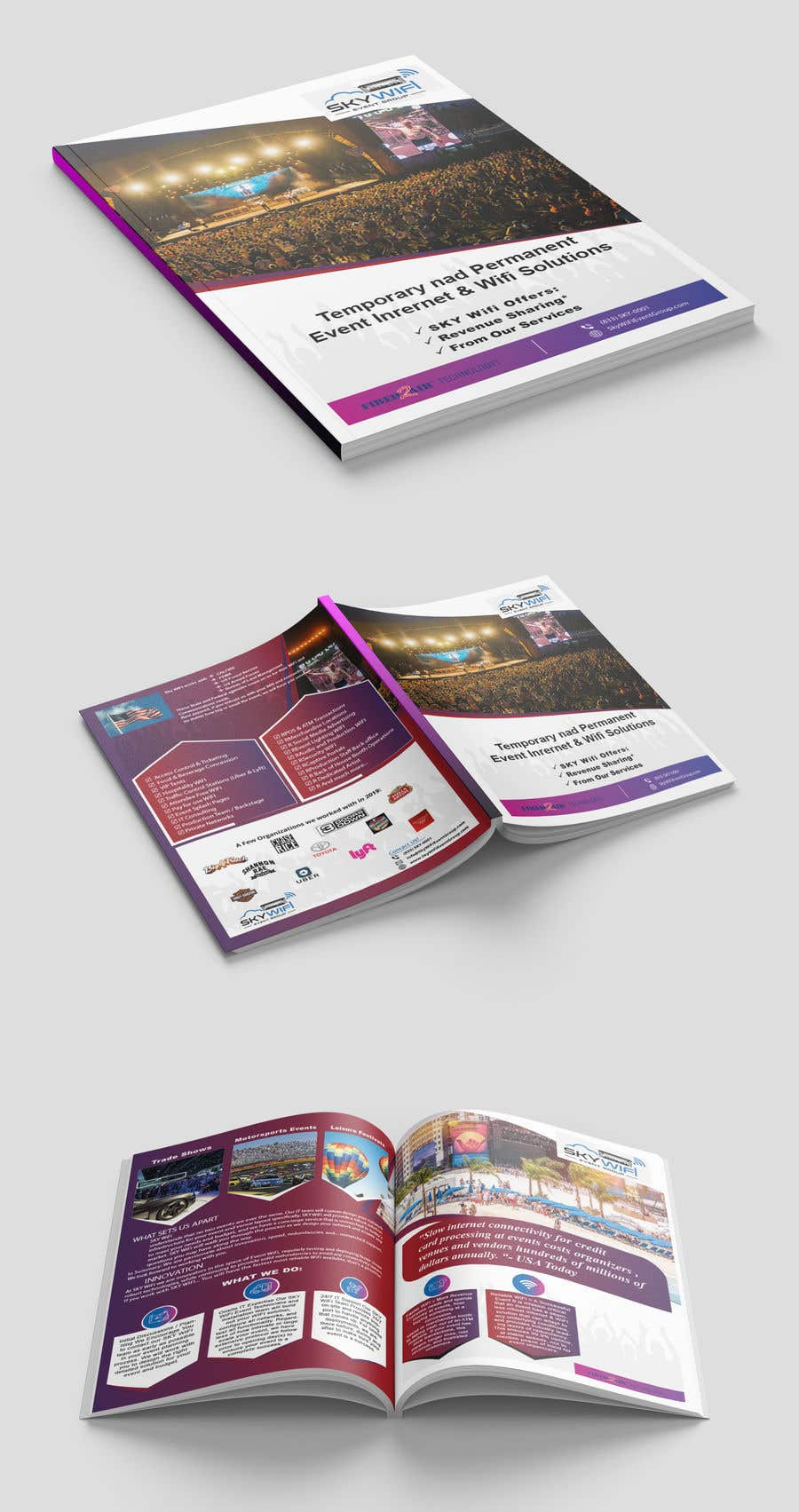 """Intrarea #                                        110                                      pentru concursul """"                                        Re-Design a Bi-Fold brochure                                     """""""
