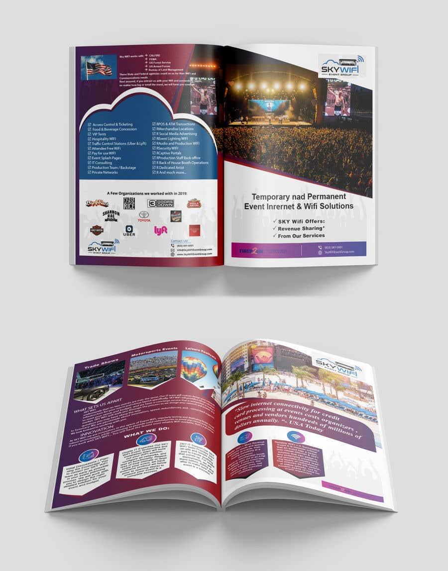 """Intrarea #                                        113                                      pentru concursul """"                                        Re-Design a Bi-Fold brochure                                     """""""