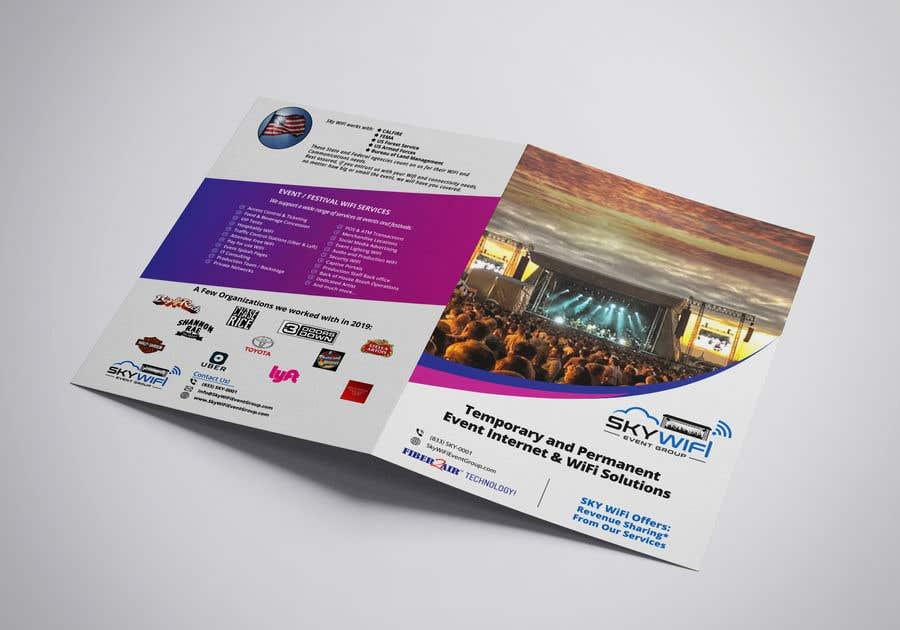 """Intrarea #                                        105                                      pentru concursul """"                                        Re-Design a Bi-Fold brochure                                     """""""