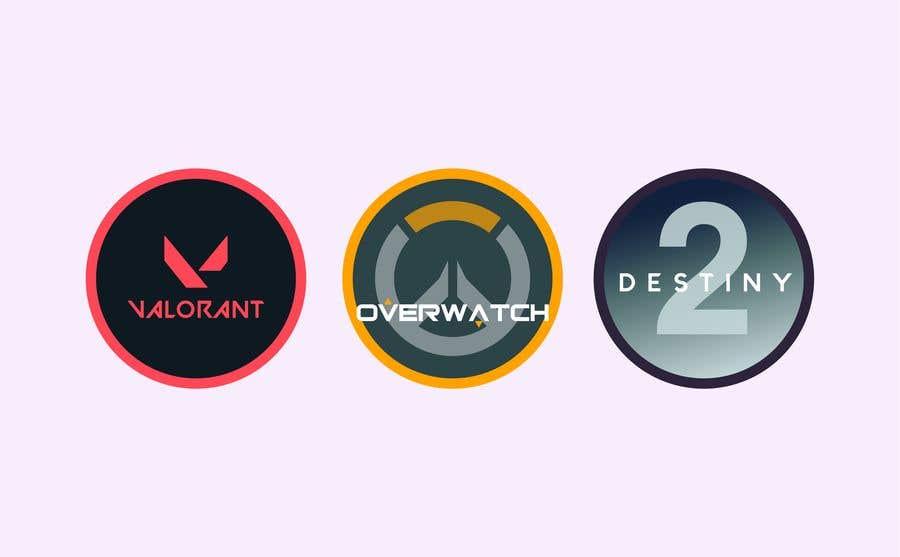 Kilpailutyö #                                        18                                      kilpailussa                                         Landing Page Icons Design