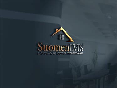 "#149 for Design a Logo for ""SuomenLVIS"" HVAC-engineering company by ChKamran"