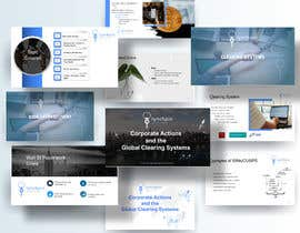 #63 for Graphic Designer to Revamp of Powerpoint Presentation by syahmed65