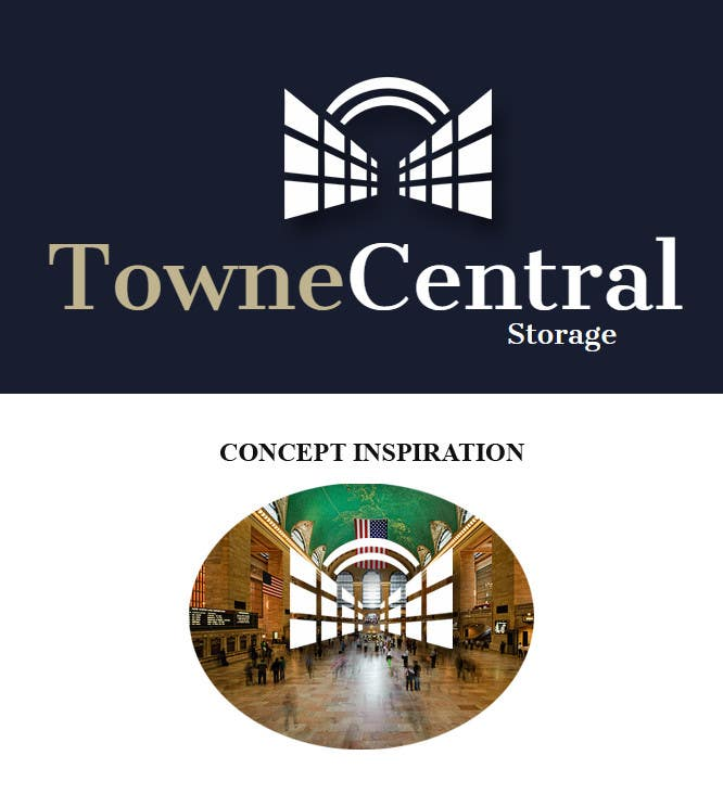 Konkurrenceindlæg #68 for Design a Logo for Towne Central Storage