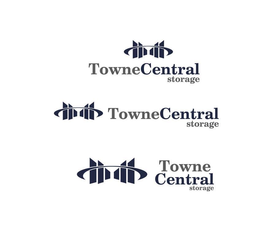 Konkurrenceindlæg #                                        92                                      for                                         Design a Logo for Towne Central Storage