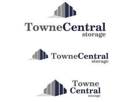 #93 for Design a Logo for Towne Central Storage af Thinkcreativity