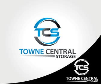 #25 untuk Design a Logo for Towne Central Storage oleh alikarovaliya