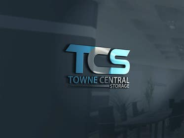 #24 untuk Design a Logo for Towne Central Storage oleh alikarovaliya