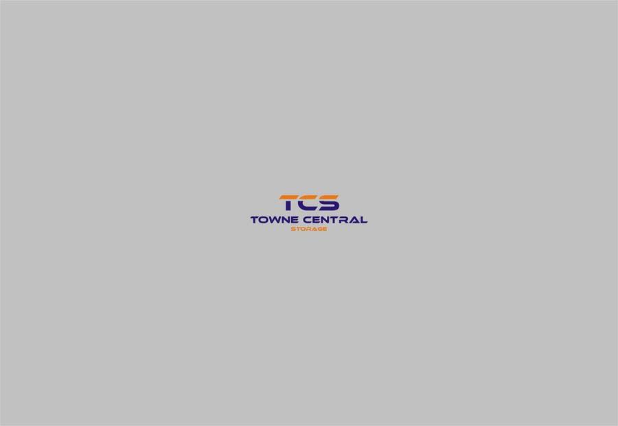 Konkurrenceindlæg #                                        59                                      for                                         Design a Logo for Towne Central Storage