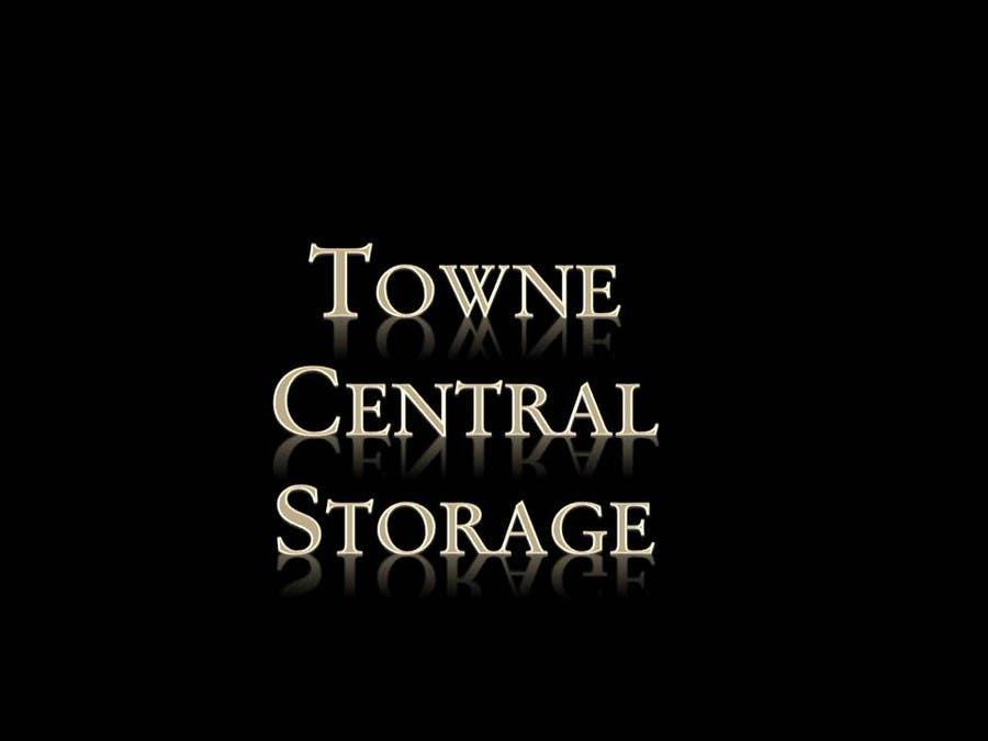 Konkurrenceindlæg #                                        73                                      for                                         Design a Logo for Towne Central Storage