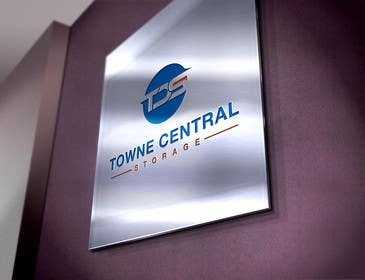 #84 untuk Design a Logo for Towne Central Storage oleh sdartdesign