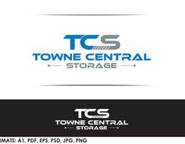 #61 para Design a Logo for Towne Central Storage por tolomeiucarles