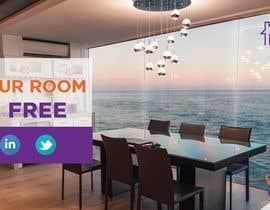 #72 untuk Rooms Facebook, Twitter Banner oleh ashwarybanik
