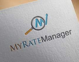 Nro 19 kilpailuun Develop a Logo and Corporate Identity for MyRateManager käyttäjältä SkyNet3