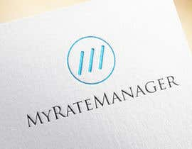 SkyNet3 tarafından Develop a Logo and Corporate Identity for MyRateManager için no 40