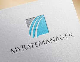 SkyNet3 tarafından Develop a Logo and Corporate Identity for MyRateManager için no 88