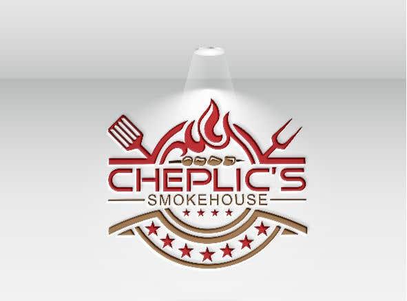 Kilpailutyö #                                        18                                      kilpailussa                                         Create a logo for corporate customer smoked meats, jerky, and beef sticks