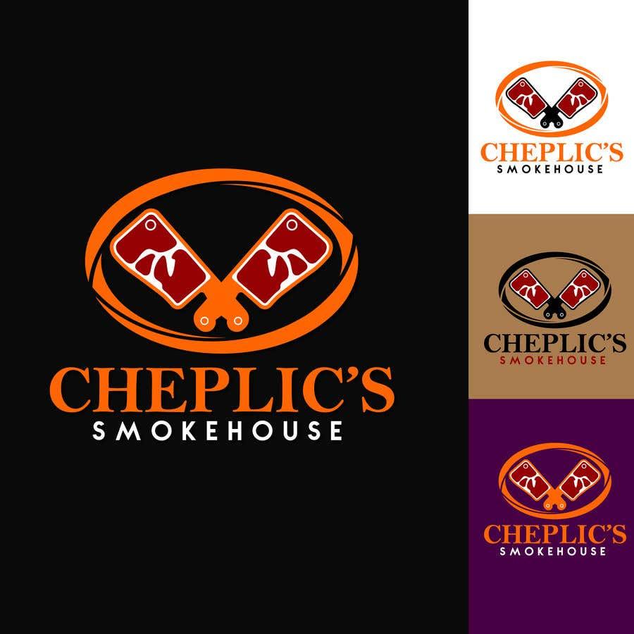 Kilpailutyö #                                        28                                      kilpailussa                                         Create a logo for corporate customer smoked meats, jerky, and beef sticks