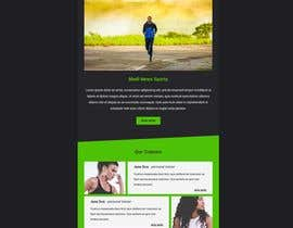 #104 для Design HTML newsletter for internal communications от EmperorGeek