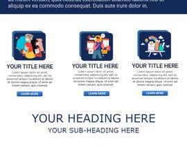 #92 для Design HTML newsletter for internal communications от ArpitInd