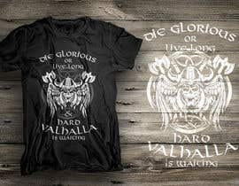 #9 para Design a T-Shirt for Vikings por dsgrapiko