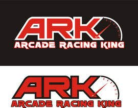 #90 untuk Design a Logo for an ARCADE RACE GAME oleh TradeDesigns