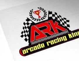 #98 para Design a Logo for an ARCADE RACE GAME por asnan7