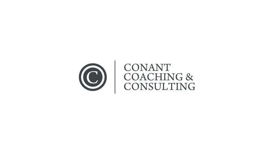Konkurrenceindlæg #                                        28                                      for                                         Design a Logo for Conant Coaching & Consulting