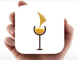 #72 para Design a Logo for Wine Bar to specifications por hasnarachid2010